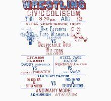 Pro Wrestling Poster1 Unisex T-Shirt