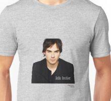 The vampire diaries Damon Salvatore  Unisex T-Shirt