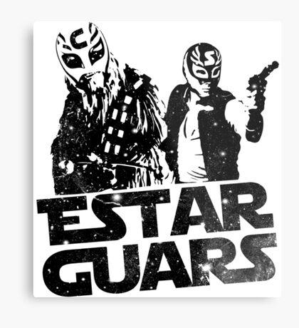 Estar Guars Metal Print