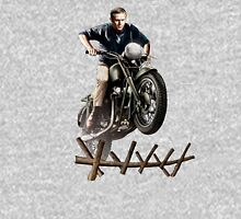 STEVE MCQUEEN GREAT ESCAPE  Unisex T-Shirt