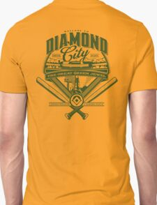 Welcome to Diamond City Unisex T-Shirt