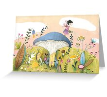 Gardening Greeting Card