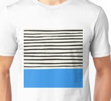 Ocean x Stripes Unisex T-Shirt