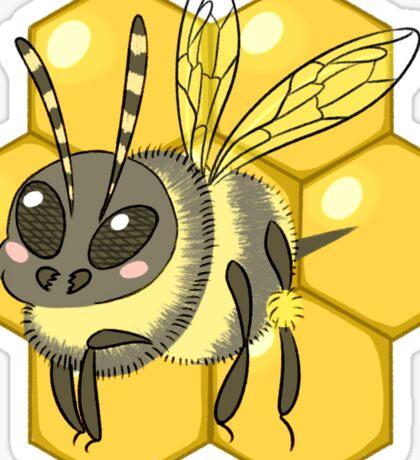Buzzy Bee Sticker