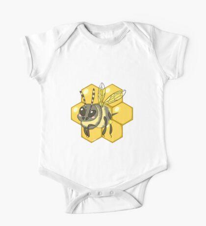 Buzzy Bee One Piece - Short Sleeve
