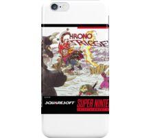 Chrono Trigger Cover Art iPhone Case/Skin