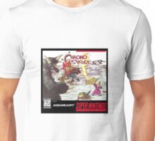 Chrono Trigger Cover Art Unisex T-Shirt