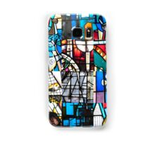 Coventry Cathedral Macro Images Samsung Galaxy Case/Skin