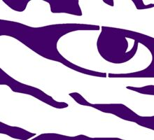 LSU Tiger Sticker