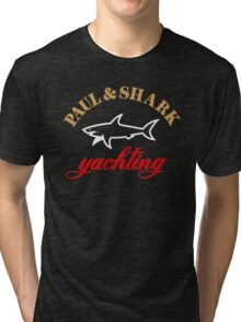 Paul & Shark Yachting Tri-blend T-Shirt