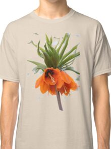 Orange Kaiser's crown Classic T-Shirt