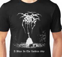 A Blaze in the Lordran Sky Unisex T-Shirt
