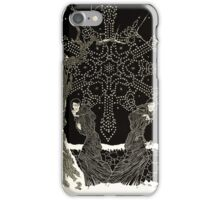 Wallace Smith - Illustrator - Fantazius Mallare iPhone Case/Skin