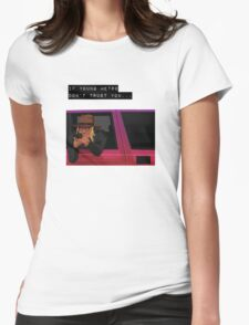 Metro Boomin Womens Fitted T-Shirt