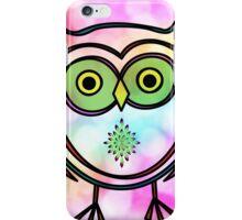 Owl on Bokeh  iPhone Case/Skin