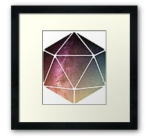 Galaxy of possibilities  Framed Print