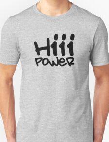 Kendrick lamar hii power Unisex T-Shirt