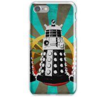 Doctor Who - Retro Daleks iPhone Case/Skin