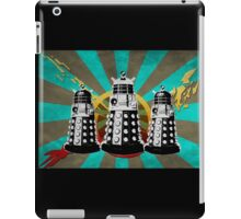 Doctor Who - Retro Daleks iPad Case/Skin