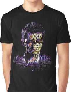 Companion Portrait - 10 Graphic T-Shirt