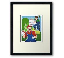 """""""Mama Mia!"""" Framed Print"""
