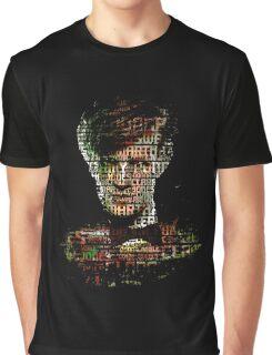 Companion Portrait - 11 Graphic T-Shirt