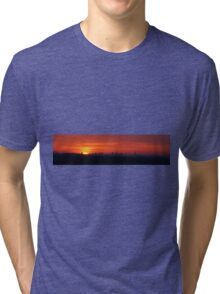 Good Morning London! Tri-blend T-Shirt