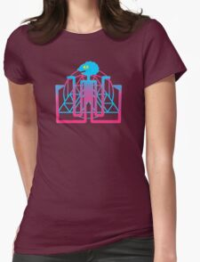 Prismo Womens Fitted T-Shirt