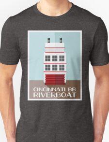 Cincinnati BB Riverboat Unisex T-Shirt