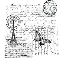 French Trip Photographic Print