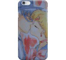 Tuxedo kiss iPhone Case/Skin