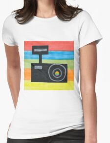 That Beachy Summer Womens Fitted T-Shirt