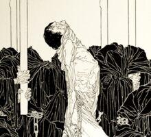 Wallace Smith - Illustrator, Fantazius Mallare Sticker
