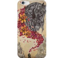 Medieval Armour Horse Design iPhone Case/Skin