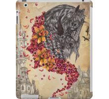 Medieval Armour Horse Design iPad Case/Skin