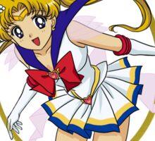 Sailor Moon Dr. Dre The chronic  Sticker