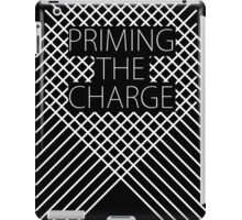 Priming the Charge iPad Case/Skin