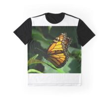 Monarch Butterfly Graphic T-Shirt
