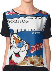 Doritos  Chiffon Top