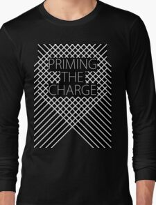 Priming the Charge Long Sleeve T-Shirt