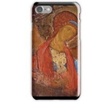 Saint Michael Icon iPhone Case/Skin