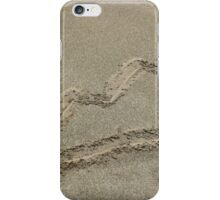 Sand Arrow iPhone Case/Skin
