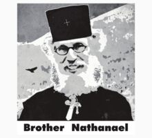 Brother Nathanael with Title by Albert