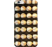 Baseball - You have got some balls there iPhone Case/Skin