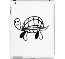 Turtle / Tortoise Merch (Goofy) iPad Case/Skin