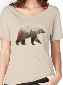 Bear Women's Relaxed Fit T-Shirt