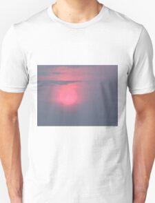 Pink Glow Unisex T-Shirt