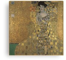 Gustav Klimt - Woman in Gold Canvas Print