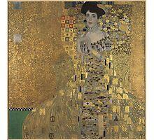 Gustav Klimt - Woman in Gold Photographic Print