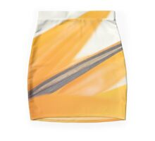 Bird of Paradise Mini Skirt